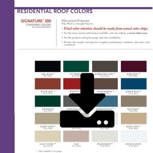 MBCI-RESIDENTIAL-COLOR-CHART