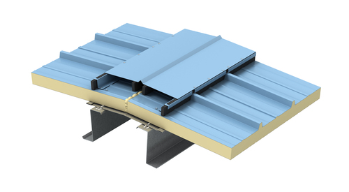 900 HIGH RIB INSULATED TRAPEZOIDAL ROOF PANELS