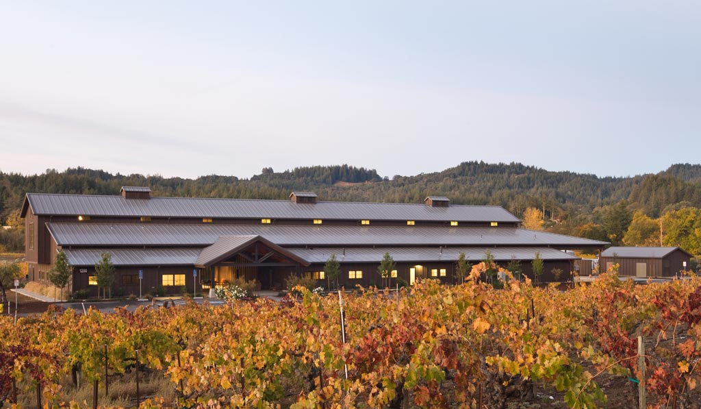 STEVE LANNING CONSTRUCTION - COMSTOCK WINERY
