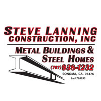 STEVE LANNING CONSTRUCTION, INC